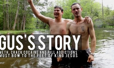 Set Free From Drug Addiction By JESUS! | Gus's Story