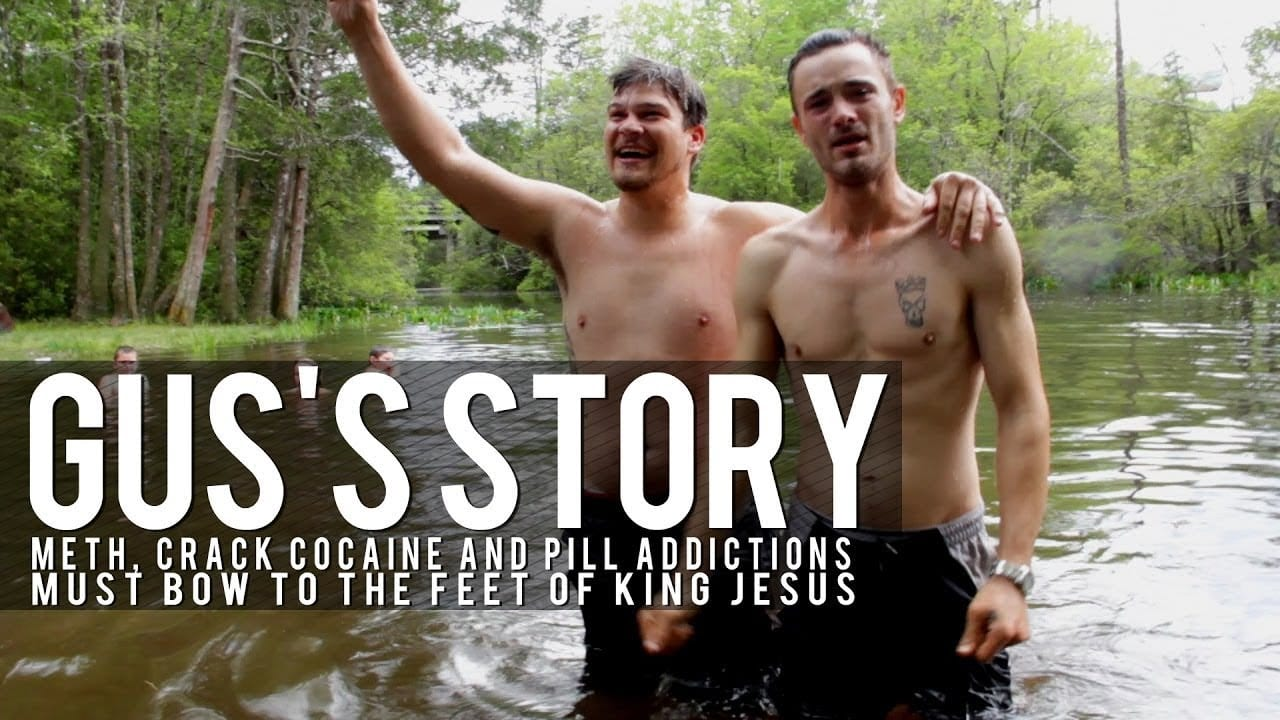Set Free From Drug Addiction By JESUS!   Gus's Story